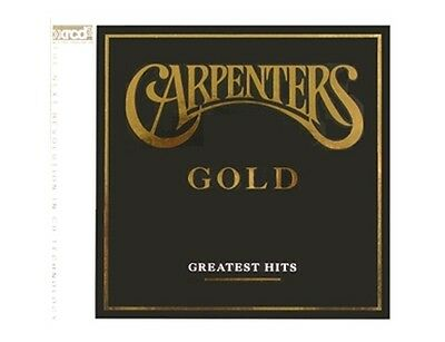 XRCD CD UMG-A&M-602498450765: The Carpenters - GOLD - OOP 2000 JAPAN NM
