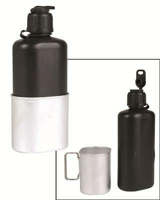 Swiss army surplus M84 canteen / flask and water bottle