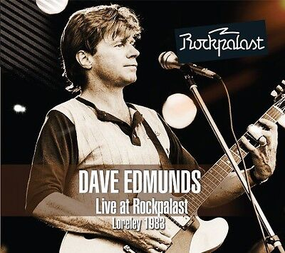 Live At Rockpalast - 2 DISC SET - Dave Edmunds (2014, CD NEUF)