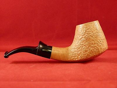 Luigi Viprati Naturale Pipe!  New/Unsmoked!  Hand Made in Italy!