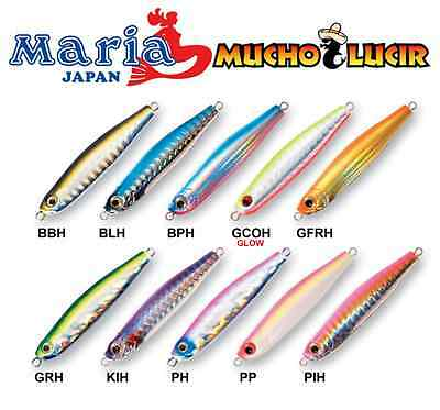 Mucho Lucir Col Gcoh - 45 Gr Yamashita Maria Spinning Artificiale Metal Lure Jig