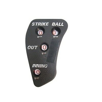 Champro Baseball Umpire Counter Easy Thumb Wheel