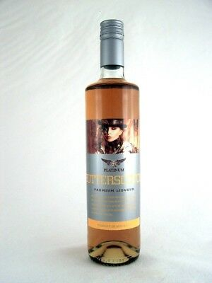 NV PLATINUM Butterscotch Premium Liqueur Isle of Wine