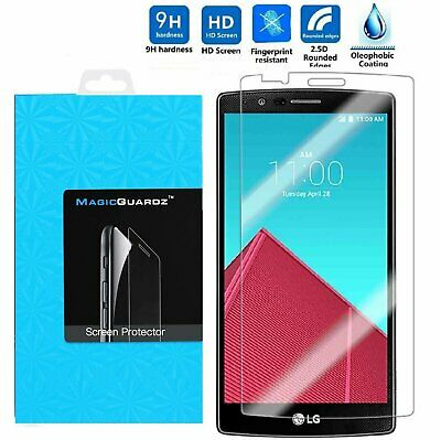 Premium Real Tempered Glass Ultra Thin  HD Clear Screen Protector for LG G4