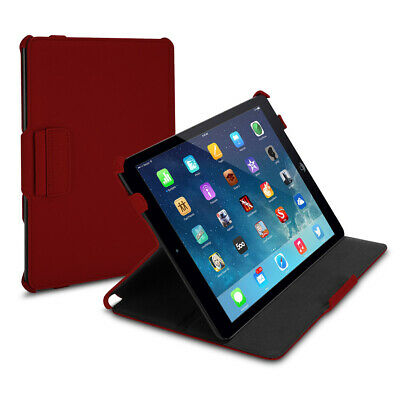 Targus Ultra Twill Vuscape Case for iPad Air, Red