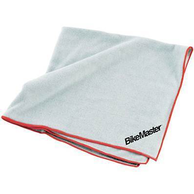 Bikemaster Micro Fibre Towel Cloth Bike Detailing Polishing Drying