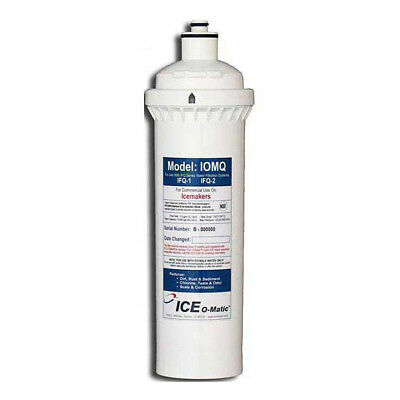 Ice-O-Matic IOMQ Ice Maker Pre-Filter Granular Activated Carbon Water Filter
