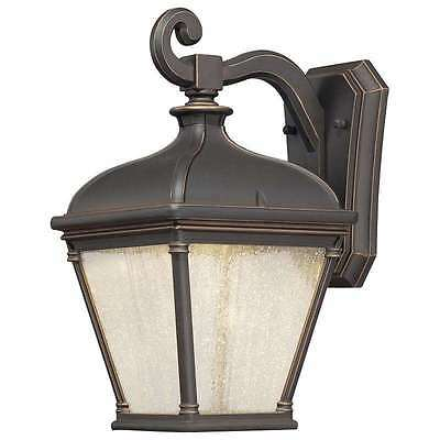 Minka Lavery 72392-143C LED Outdoor Wall Light In Oil Rubbed Bronzelights