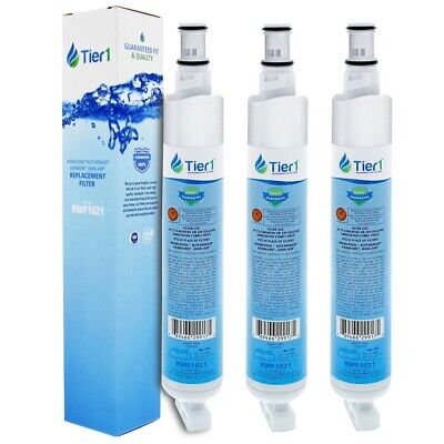 Fits Whirlpool 4396701 EDR6D1 46-9915 Filter 6 Comparable Water Filter 3 Pack