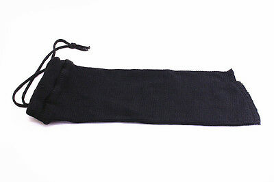 "Black~Pistol Revolver Handgun 12"" Gun Socks /  Gun Case-Bag  Hunting accessories"