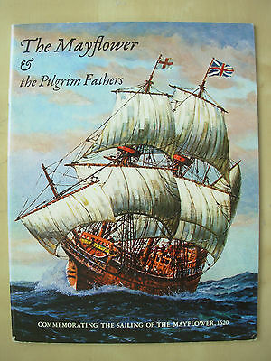 The Mayflower & The Pilgrim Fathers - Pitkin Pride Of Britain Book