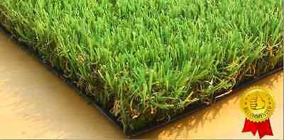 40mm Top Quality Artificial Turf Astro/Grass Fake Lawn Garden-Free UK Delivery!