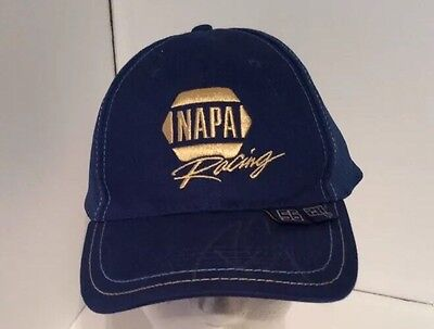 Signed Autograph Napa Racing Auto-Parts Ron Capps Hat Nhra
