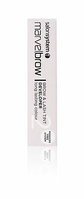 Salon System Marvelbrow Brow & Lash Tint Developer Peroxide Free 15ml