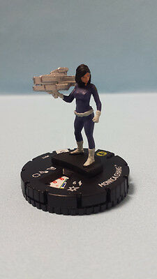 Marvel HeroClix • Age of Ultron: #011 Monica Chang (Common)