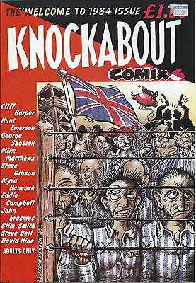 KNOCKABOUT 6 The Welcome to 1984 Issue