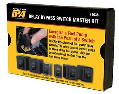 Fuel Pump Relay Bypass Master Kit IPA-9038 Brand New!