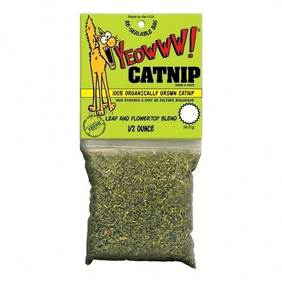 Yeowww Catnip Bag 1/2 oz