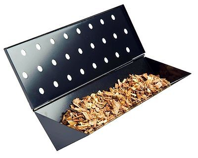 Callow Long Non-Stick Gas Grill V-Shaped Smoker Box