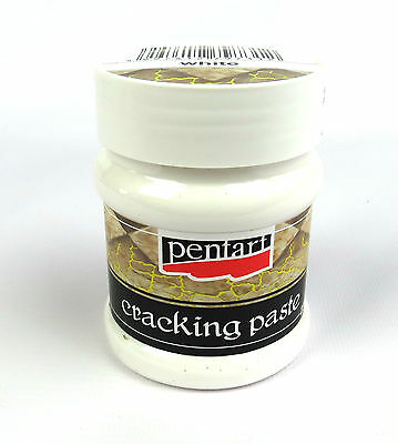 Pentart Cracking Paste for cracked surfaces, water based