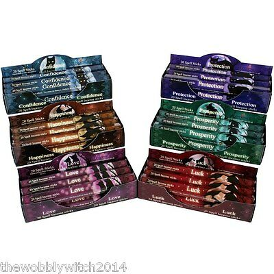Lovely Elements Aromatic Incense Sticks Artistry By Lisa Parker Free Pp Uk Only