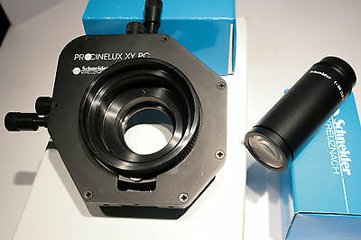 "Schneider Pro-Cinelux XY-PC Perspective Control Projection lens 35mm = 1.4"" FL"