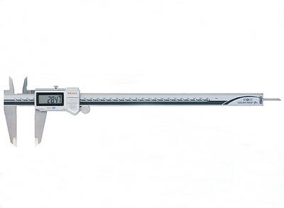Coolant Proof Caliper 500-752-10 with Thumb Roller without SPC Data Output