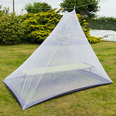 Andes Triangle Hanging Mosquito Fly Single Or Double Bed Travel Protection Net