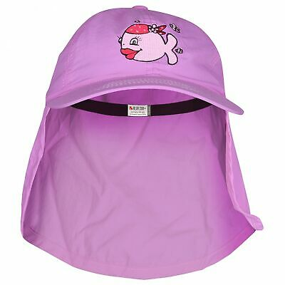 Kiddys UV 200 Cap & Neck violet