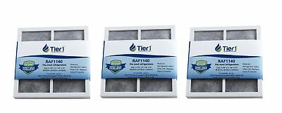 LG LT120F ADQ73214404 Fresh Air Comparable Refrigerator Air Filter 3 Pack