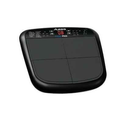 Alesis PercPad 4 Pad Percussion Musical Instrument Electronic Drums