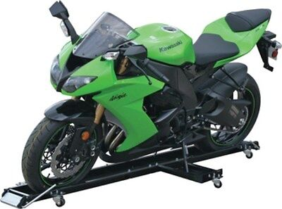 Motorcycle Dolly holds a Motorcycle or Sport Bike up to 1,250 LBS
