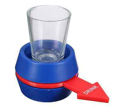 Spinner Spin The Shot Glass Drinking Game Fun Party Gift