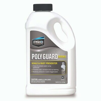 Pro Products GP63N Poly Guard Corrosion Control and Sequestrant Crystal