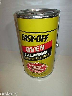Easy Off Oven Cleaner Spray Can Advertising Promo Barbecue Grill Bbq Big Can-Do