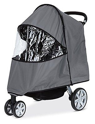 NEW Britax B Agile 3 and 4 Rain Cover for stroller FREE SHIPPING