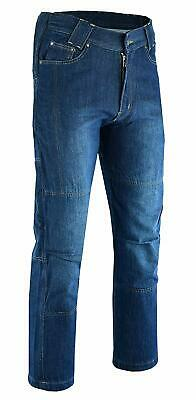 SIZE30TO50 Motorbike Motorcycle Denim Trousers Jeans Camo Cargo Pant With Armour