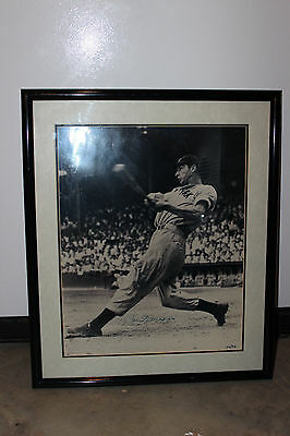 Joe DiMaggio 1941 Limited Edition Signed Print