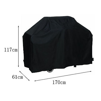 """Extra Large 67"""" Waterproof BBQ Grill Cover Outdoor Rain Gas Barbecue Protector"""