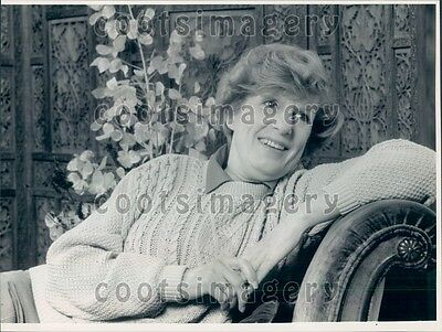 1988 Actress Nancy Marchand Press Photo