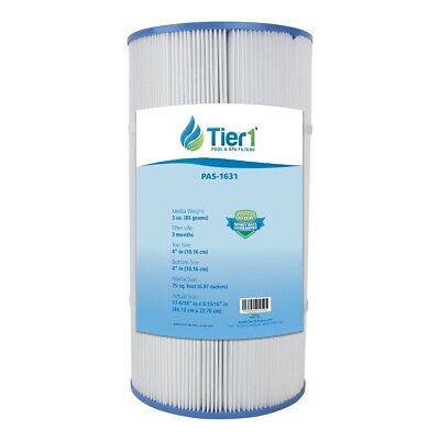 Fits Waterway 817-0075N Clearwater II 75 PWWCT75 FC-1255 C-8411 Filter Cartridge