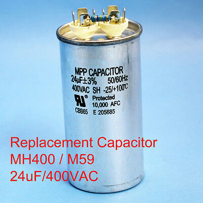 70W Oil filled Capacitor HID MH70 M98 8uF//300VAC ~~UL APPROVED~~