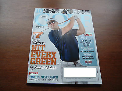 Golf Magazine Lot of 8 Issues July - February 2014 - 2015