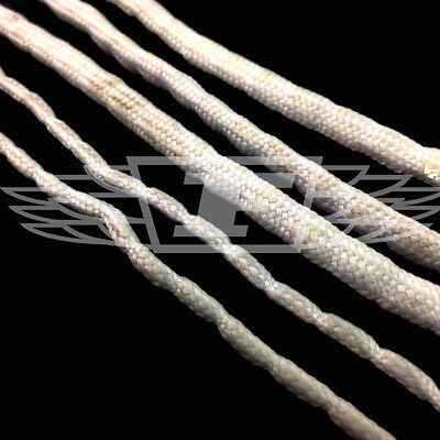 PROFESSIONAL LEAD WEIGHT LINING CORD FOR CURTAIN HEMS 25g & 100g PER METER