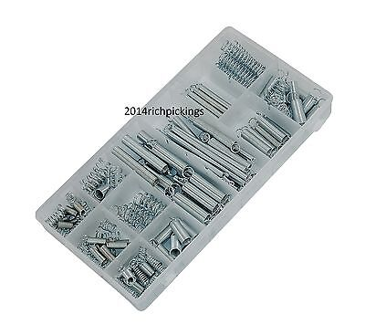 150pc Assortment Box of Springs - Mixed Replacements in a Storage Box