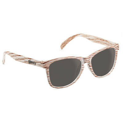 GLASSY Sunhaters Deric Sunglasses w UV400 Lenses - Includes Protective Sleeve