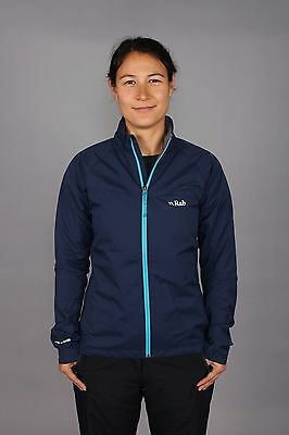 Rab Women's Vapour-Rise Flex Jacket (Twilight)