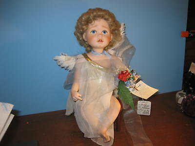 "Ellenbrooke Doll ""Sweet Cherub""  New, In Box"