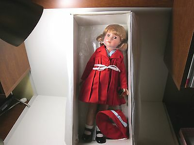Effanbee Doll Classics American Child V611  Orig Box
