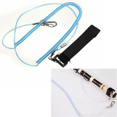 3m Kayak Canoe Boat Fishing Rod/Paddle Leash /Fishing Rod Leashes Lanyard